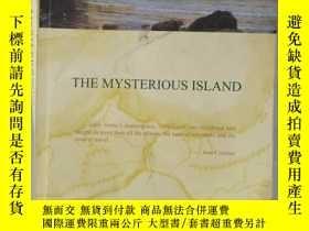 二手書博民逛書店罕見!!神秘島 The Mysterious IslandY205213