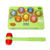 桌遊團康玩具 益智遊戲 互動聲光打地鼠遊戲機 35889