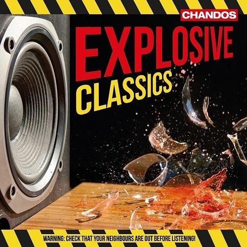 停看聽音響唱片】【CD】Explosive Classics