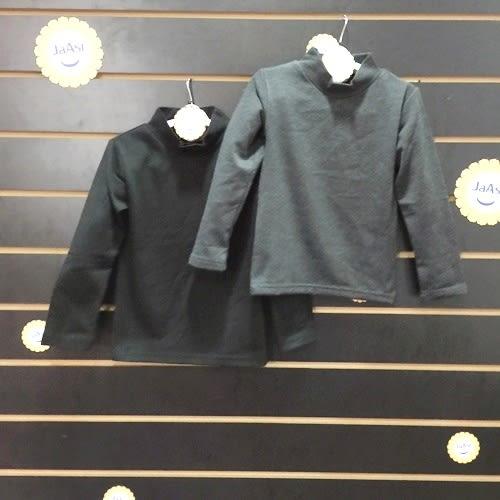 ☆棒棒糖童裝☆(3861)秋冬男童女童素面立領內搭衣發熱衣 台灣製造 3-17