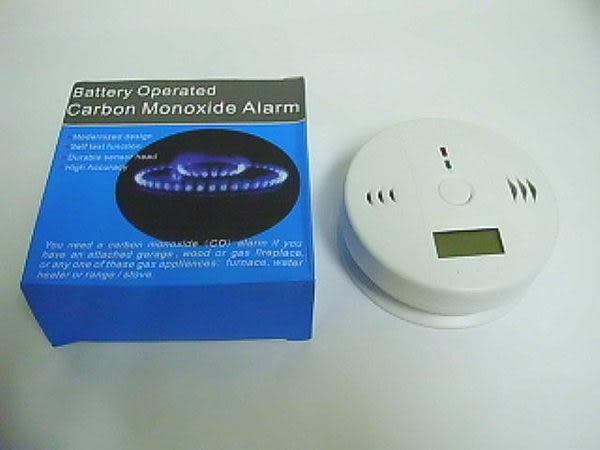 消防器材 批發中心 獨立式一氧化碳(CO2)警報器 接電池型 居家安全 廠辦.滅火器