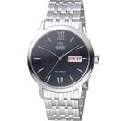 ORIENT東方錶Classic Design系列簡約腕錶 SAA05003B