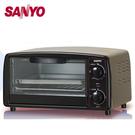 SANLUX台灣三洋 9公升雙旋鈕電烤箱 SK-70Y