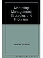 二手書博民逛書店 《Marketing Management: Strategies and Programs》 R2Y ISBN:0071133224│JosephGuiltinan