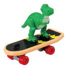 迪士尼小汽車 玩具總動員 抱抱龍&滑板_...