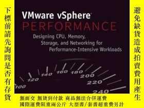 二手書博民逛書店VMware罕見vSphere Performance: Designing CPU, Memory, Stora