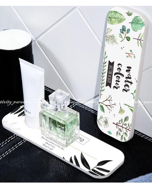 【硅藻土洗漱墊】 浴室洗手台吸水杯墊 洗臉盆硅藻土肥皂墊 珪藻土吸水墊 矽藻土肥皂盤