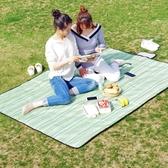 戶外春游野餐墊 便攜郊游野餐布防潮墊 可折疊牛津布防水野炊地墊