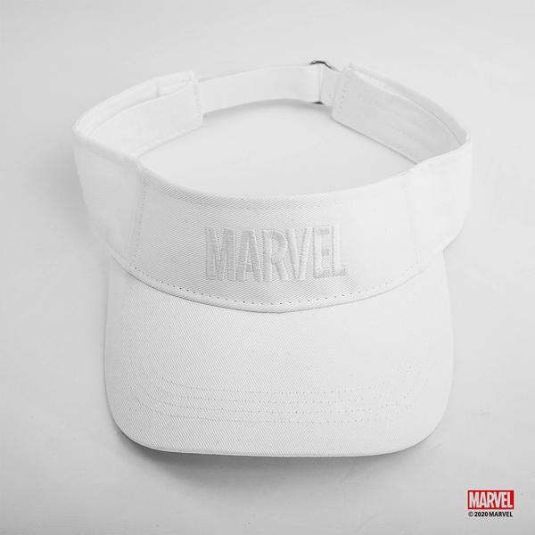 MARVEL漫威 遮陽帽 帽子 空心帽 漫威服飾配件 運動用品配件 戶外服飾配件 [M19330802]