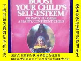 二手書博民逛書店How罕見To Boost Your Child s Self-esteemY362136 Alvin Pri