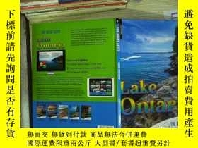二手書博民逛書店the罕見great lakes lake ontario 安大略湖Y180897