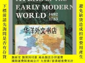 二手書博民逛書店【罕見】2002年出版 1493- 1783年 Historic