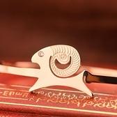玫瑰金 純銀手環-可愛奔跑小羊生日情人節禮物女飾品71ap68[巴黎精品]