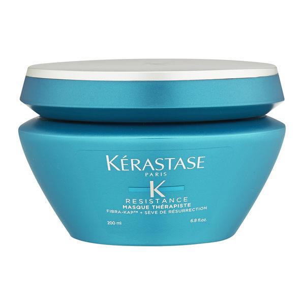Kerastase Paris  卡詩  Resistance  結構強化髮膜 ( 嚴重受損、過度電髮及粗糙髮絲 )200ml  【玫麗網】