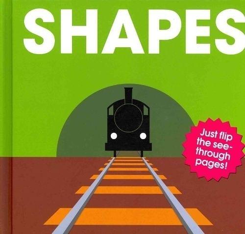 Shapes 形狀膠片書