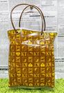 【震撼精品百貨】Hello Kitty 凱蒂貓~日本SANRIO三麗鷗KITTY塑膠袋/購物袋-英文滿版*43670