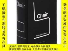 二手書博民逛書店Chair:罕見500 Designs That Matter椅