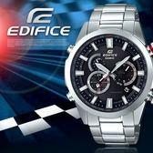 【人文行旅】EDIFICE | EQW-T640YD-1ADR 太陽能電波錶