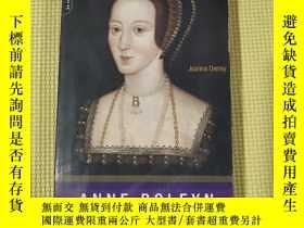 二手書博民逛書店Anne罕見Boleyn: A New Life of England s Tragic Queen 英文原版