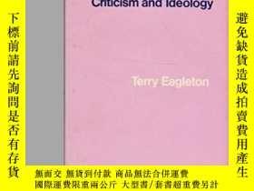 二手書博民逛書店Criticism罕見And IdeologyY256260 Terry Eagleton New Left