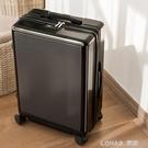 行李箱男ins定制女潮復古密碼箱小型大容量拉桿20寸24旅行箱皮箱 樂活生活館
