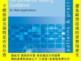 二手書博民逛書店Performance罕見Testing Guidance For Web ApplicationsY2562