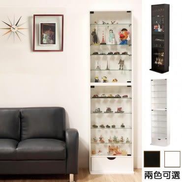 《C&B》可瑞訊第二代公仔模型展示櫃-白色