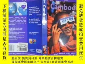 二手書博民逛書店Lonely罕見Planet Cambodia(詳見圖)Y658