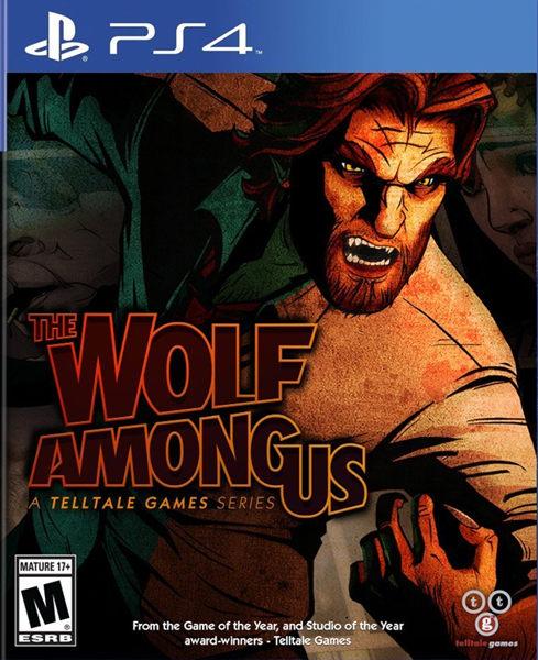 PS4 與狼同行(美版代購)