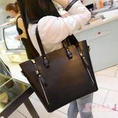 (低價促銷)包包新品正韓大包包女包簡約手提包通勤女士肩背包百搭斜背包側背包