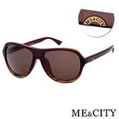 【南紡購物中心】【SUNS】ME&CITY 韓版飛行員太陽眼鏡 義大利設計款 抗UV(ME 110015 J522)