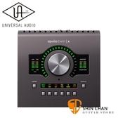 【缺貨】Universal Audio Apollo Twin X Duo 錄音介面 台灣總代理公司貨保固【THUNDERBOLT介面】