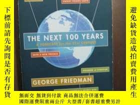 二手書博民逛書店The罕見Next 100 Years: A Forecast for the 21st Century 未來10
