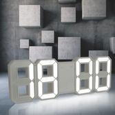 新竹【超人3C】KINYO立體LED數字鐘TD-395 附上300cm超長USB電源線 大數字顯示 三段亮度調整