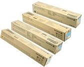 星天地 全錄 XEROX DocuCentre V 原廠碳粉匣 DCIV-C2270/C3370/C4475/C5570一套4色