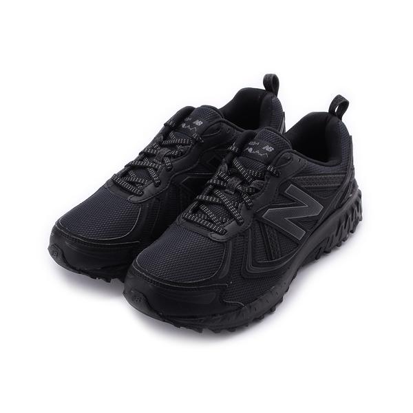 NEW BALANCE 410v5 Trail 2E 越野跑鞋 全黑 MT410CK5 男鞋 鞋全家福