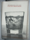 【書寶二手書T6/原文小說_IAD】Holidays on Ice_Sedaris, David