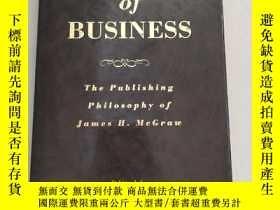 二手書博民逛書店Teacher罕見of Business: The Publishing Philosophy of James