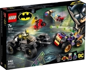 【LEGO樂高】SUPER HEROS 小丑的三輪車追趕  #76159
