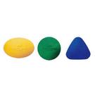 Faber-Castell輝柏 189024 可愛貝貝橡皮擦三角形 (顏色隨機出貨) / 個
