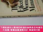 二手書博民逛書店英文原版罕見The Effective Woman ManagerY7215 Nathaniel Stewar