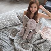 海棠花 S1單人床包2件組 四季磨毛布 北歐風 台灣製造 棉床本舖