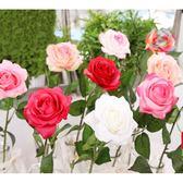 ⓒ濕玫瑰🌹手工玫瑰花(8色) 婚禮裝飾 情人節禮物【FL19001】