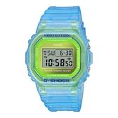 CASIO 卡西歐手錶專賣店 G-SHOCK DW-5600LS-2 夏季流行電子男錶 防水200米 DW-5600LS
