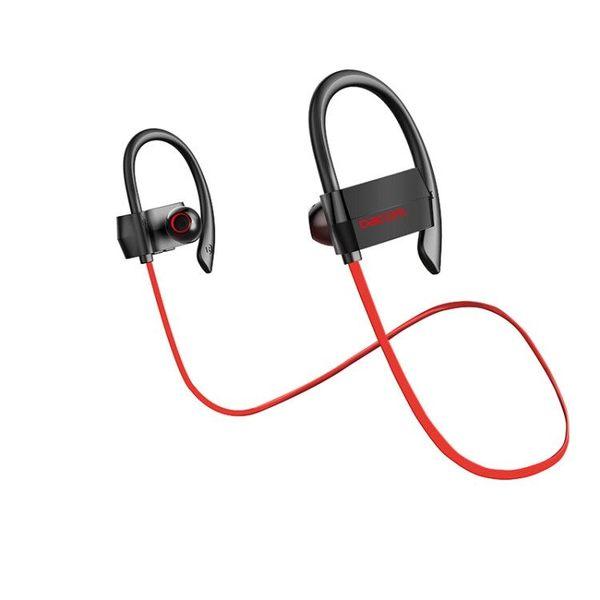 DACOM G18運動藍芽耳機跑步型無線耳麥手機雙耳塞式掛耳式防水款梗豆物語