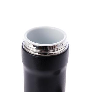 BlackHammer臻瓷不鏽鋼保溫杯430ml-白/黑 混色
