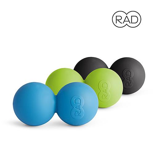 台同健康活力館|RAD ROLLER 花生球/按摩球(單個售) 深壓脊椎兩側筋膜設計《美國進口》
