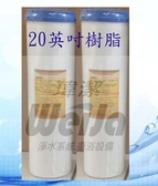 20英吋大胖樹脂濾心 (二入特惠) 水塔濾心 全戶式水塔過濾器/商業用專用濾心