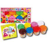 創意小麥黏土 8色 幼兒玩具 風車 (購潮8)