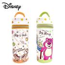 【日本正版】迪士尼 圓筒筆袋 鉛筆盒 筆袋 奇奇蒂蒂 玩具總動員 Disney 101535 101542